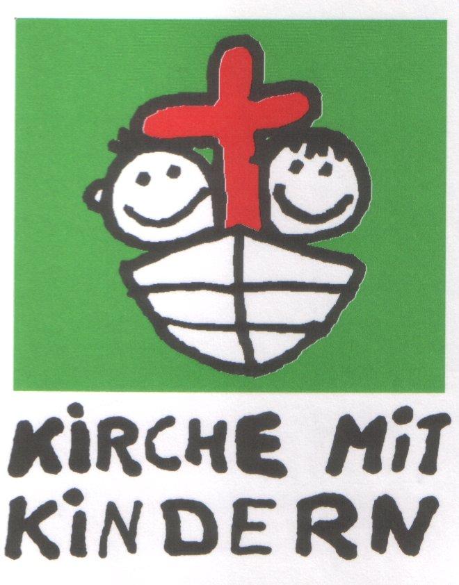 Logo Kirche mit Kindern; © Paul Fassold