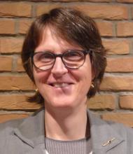 Küsterin Thekla Jenn; Bild: A. Kramer