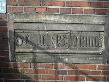 "St. Gertrudenkirchhof - ""Oh, ewig ist so lang!""; Foto: Ralph Hennings"