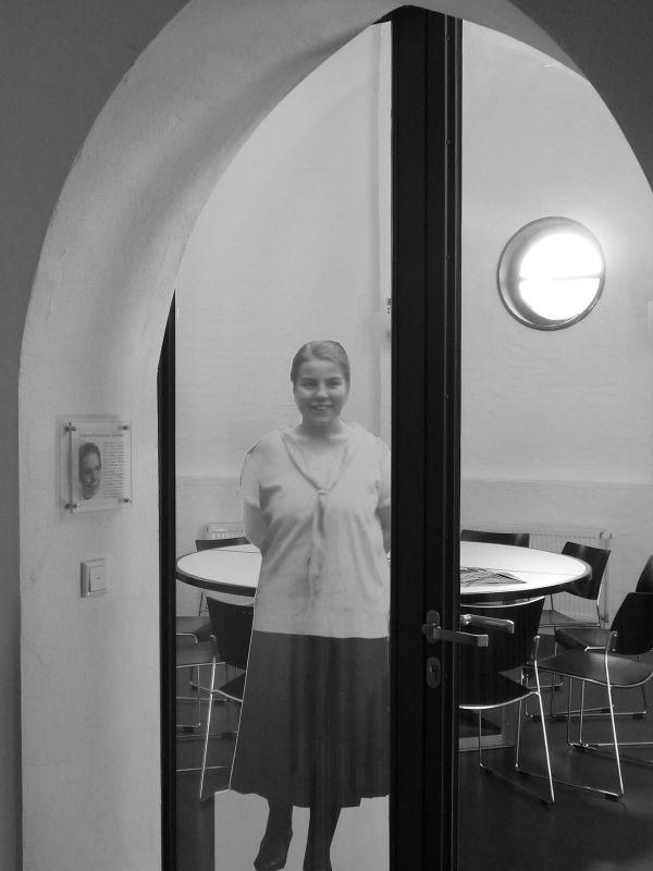 Blick in das Helene-Ramsauer-Zimmer; Bild: R. Hennings