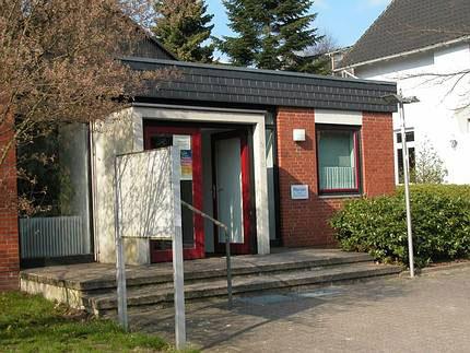 Kirchenbüro der Kirchengemeinde in der Kirchhofstraße; Foto: Kerstin Ebel