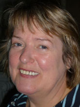 Küsterin Linda Rischer; Bild: Privat