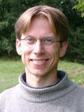 Organist Gerold Bartels; Bild: privat