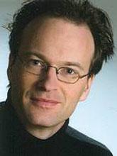 Kirchenmusikdirektor Tobias Götting; Bild: Privat